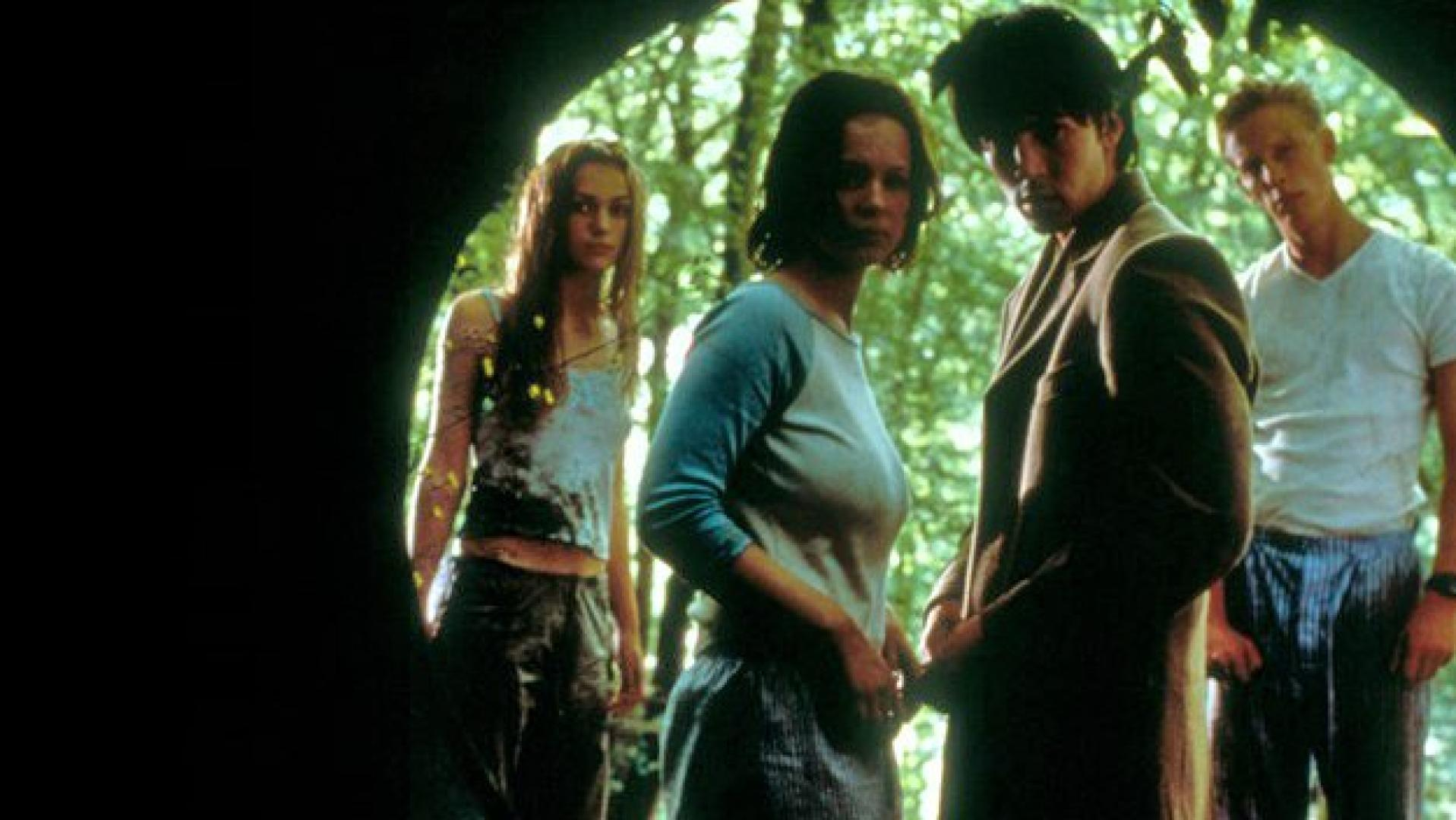 The Hole - A gödör (2001)