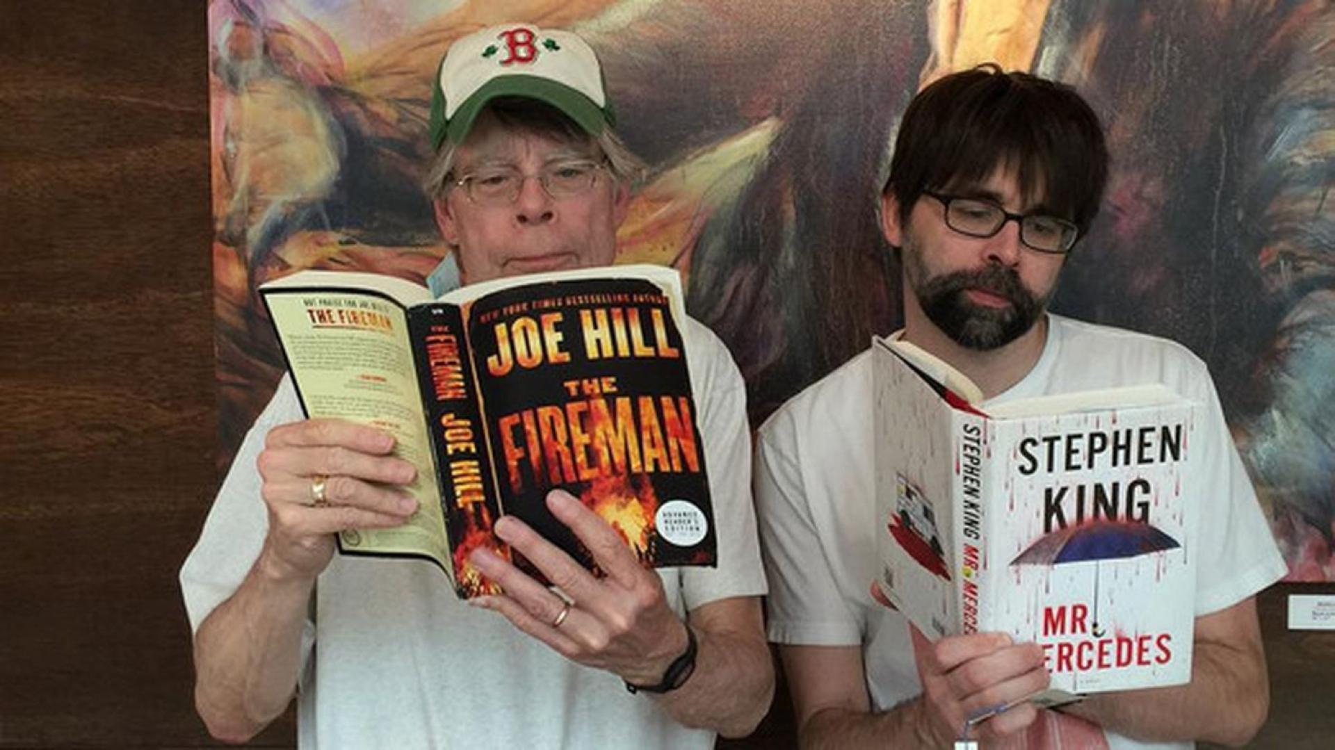 Joe Hill és Stephen King közös története filmet kap