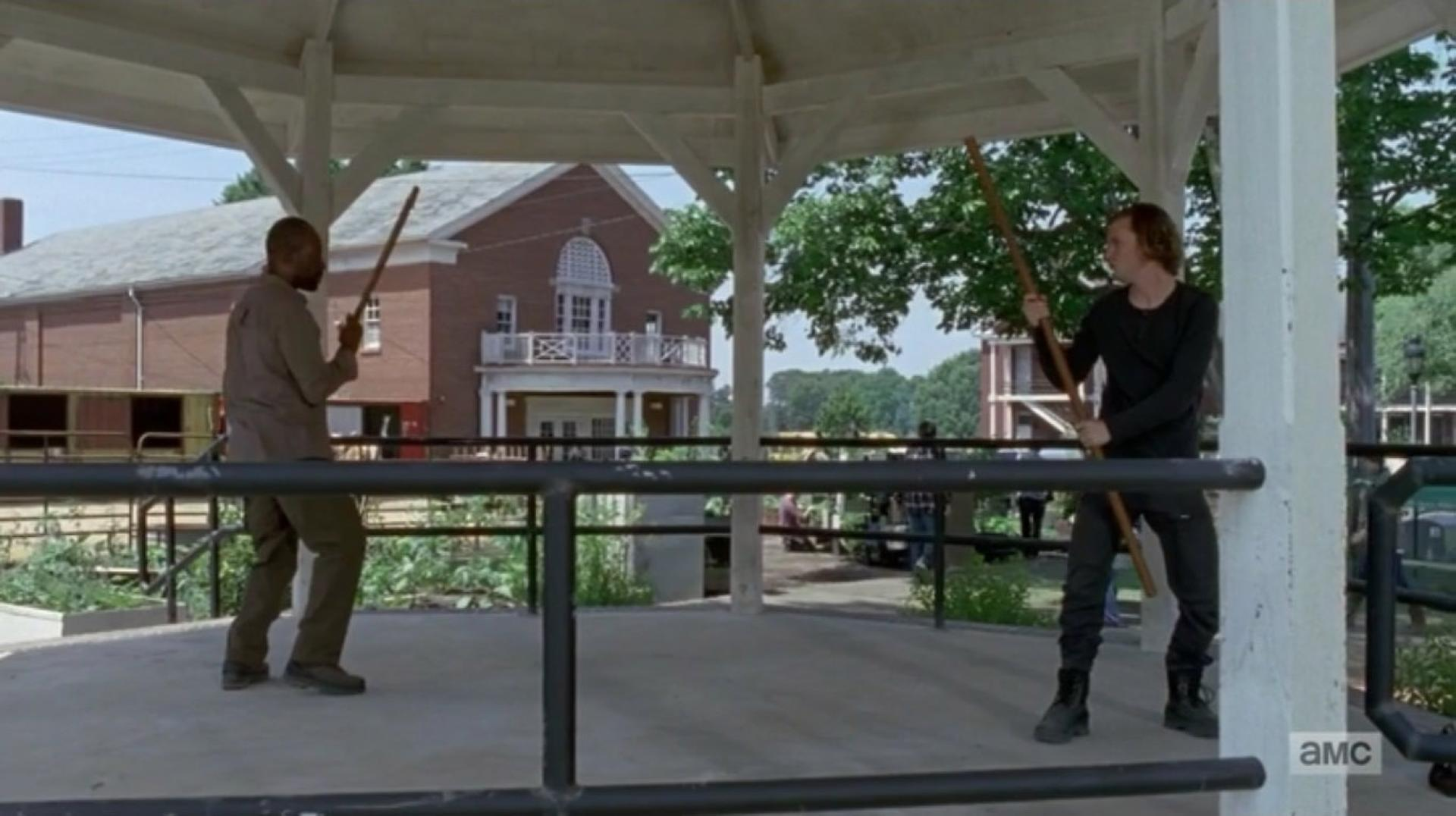 The Walking Dead 7x02 6. kép