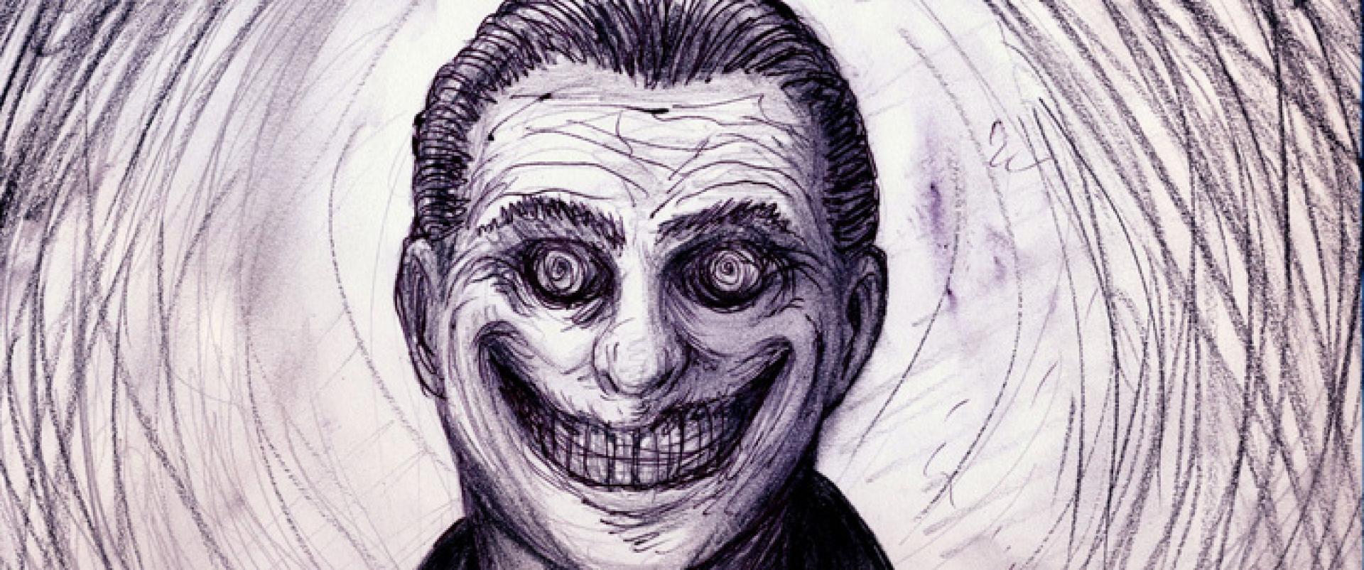 The Smiling Man - A mosolygó férfi