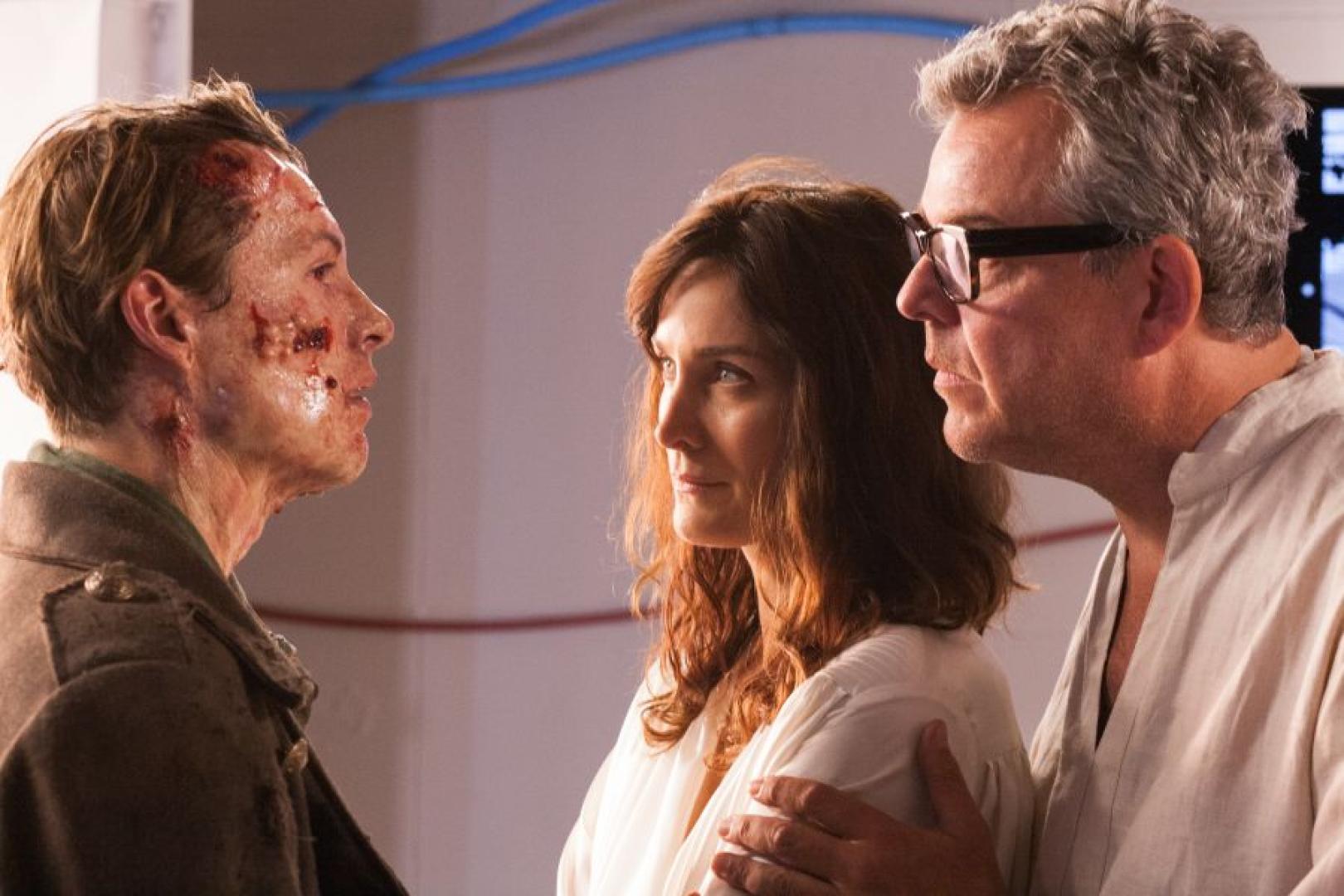 Hivatalos kép a Frankensteinből