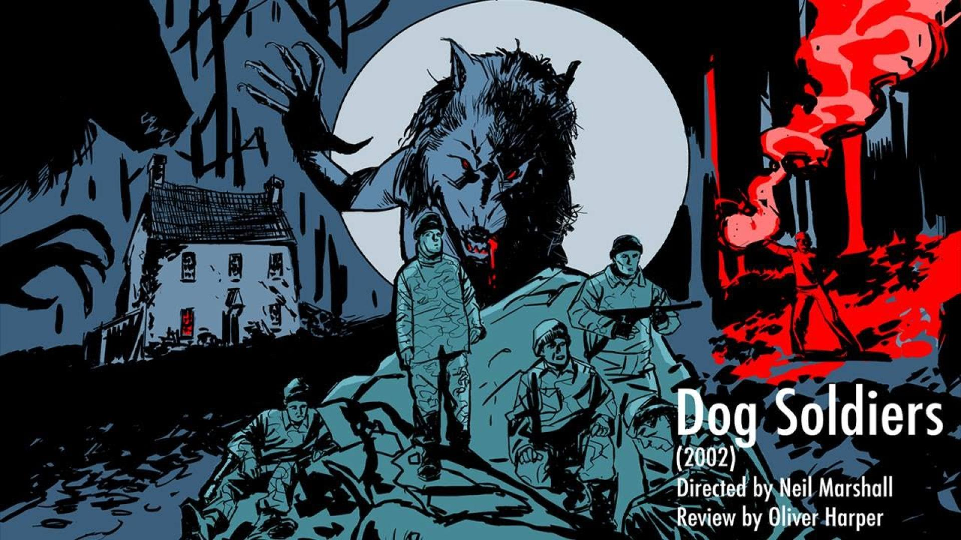 Dog Soldiers - Démoni harcosok (2002)