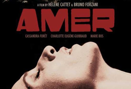 Amer – Bűverő (2009) - Pszicho