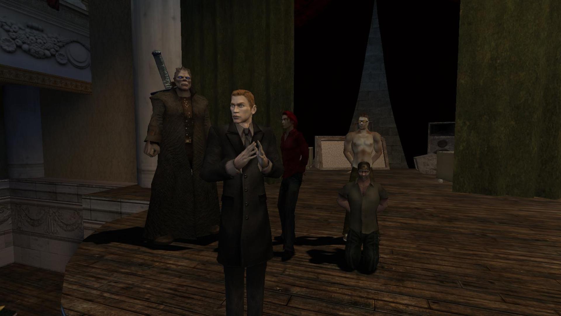 Vampire: The Masquerade - Bloodlines (2004) 1. kép