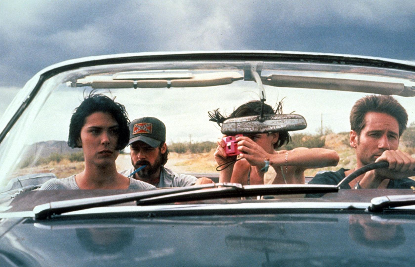 Kalifornia - A halál nem utazik egyedül (1993)