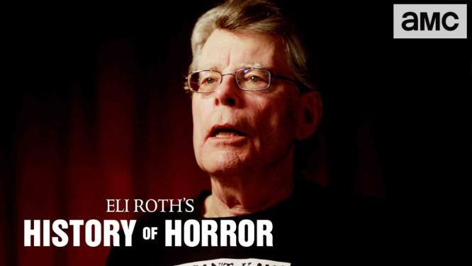 Eli Roth – A horror története: Vámpírok - Sorozatok