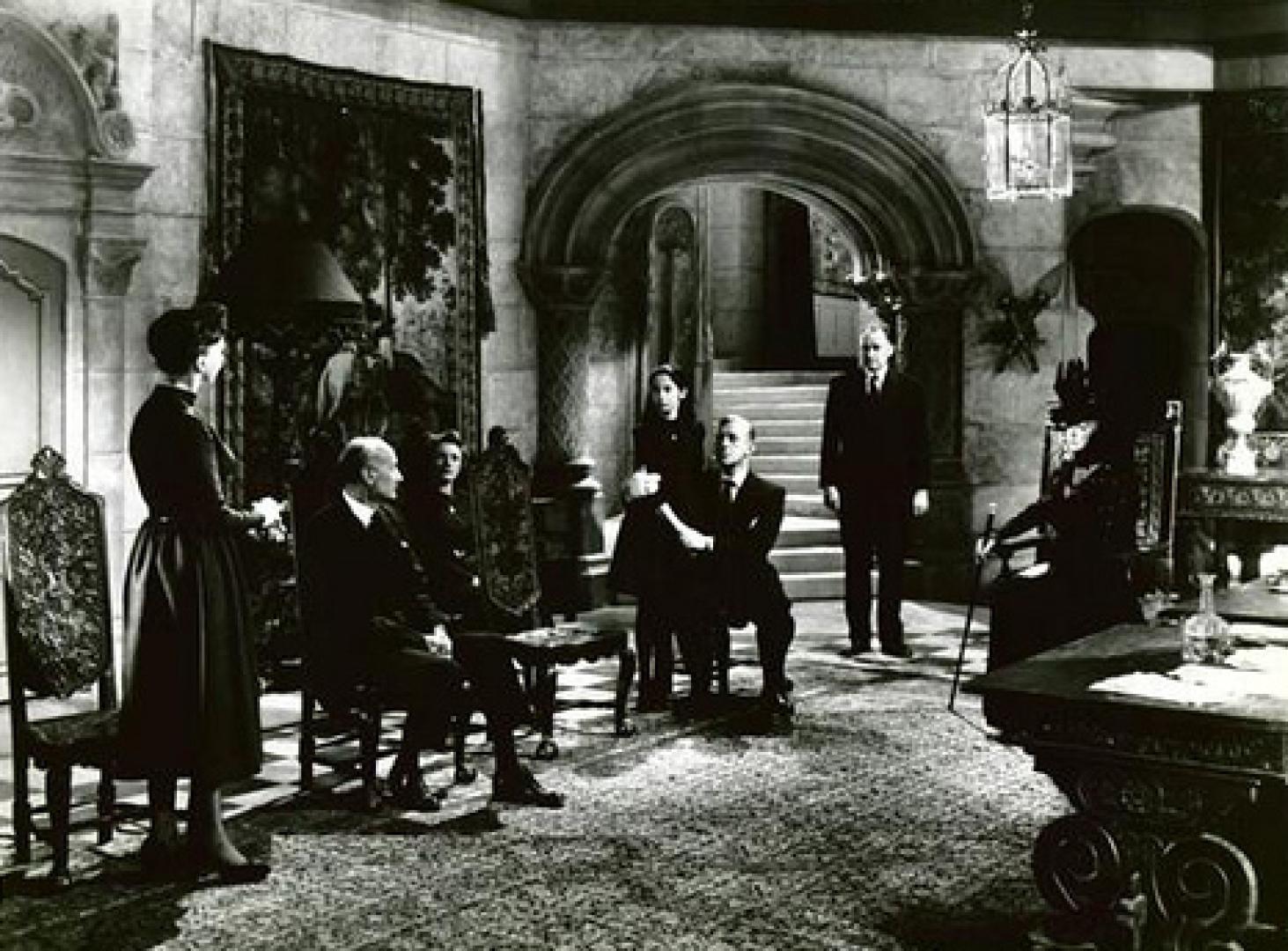 The Scapegoat - A bűnbak (1959) 2. kép