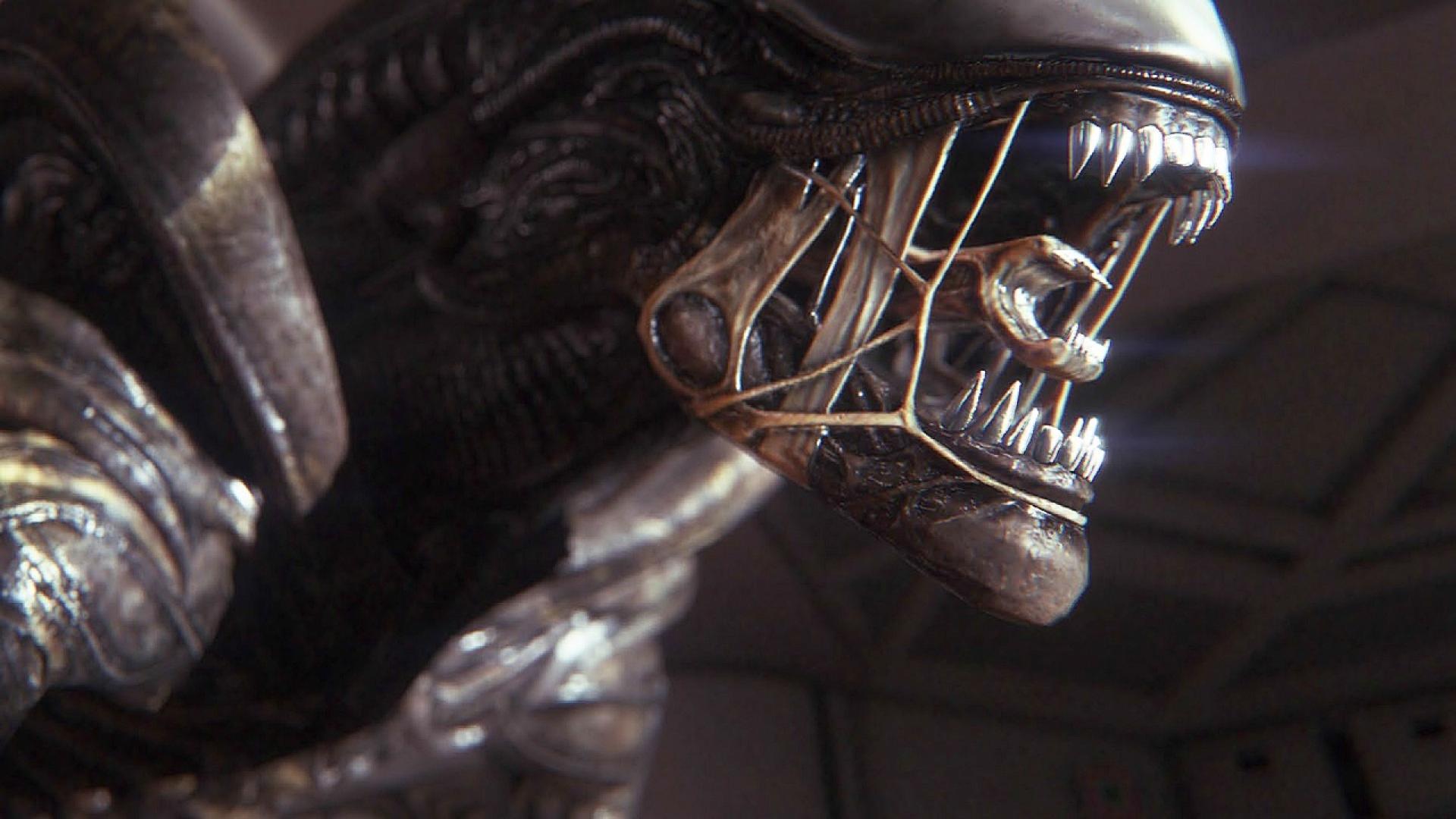 Új Alien játék érkezik