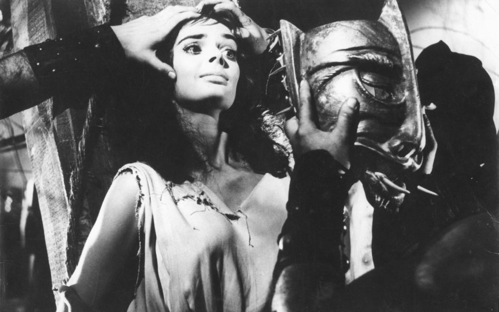 La maschera del demonio - A démon maszkja (1960) 2. kép