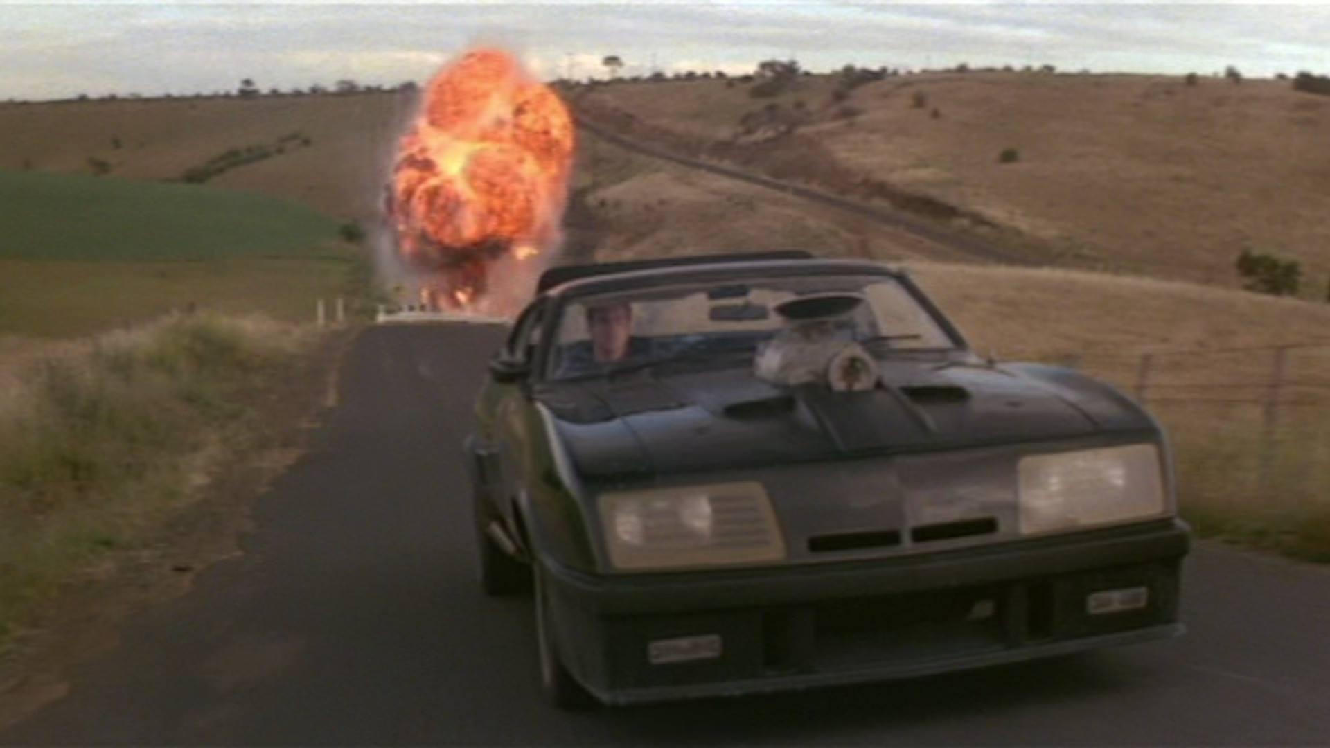Mad Max 2. kép
