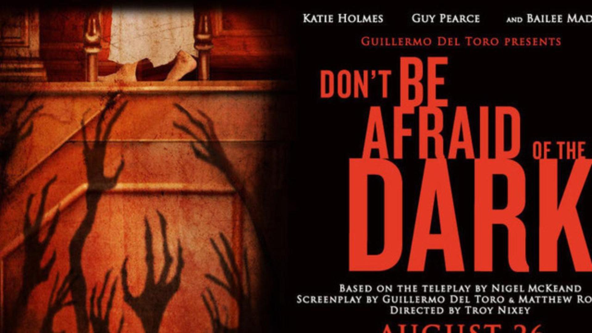 Don't Be Afraid of the Dark - Ne félj a sötéttől! (2010)