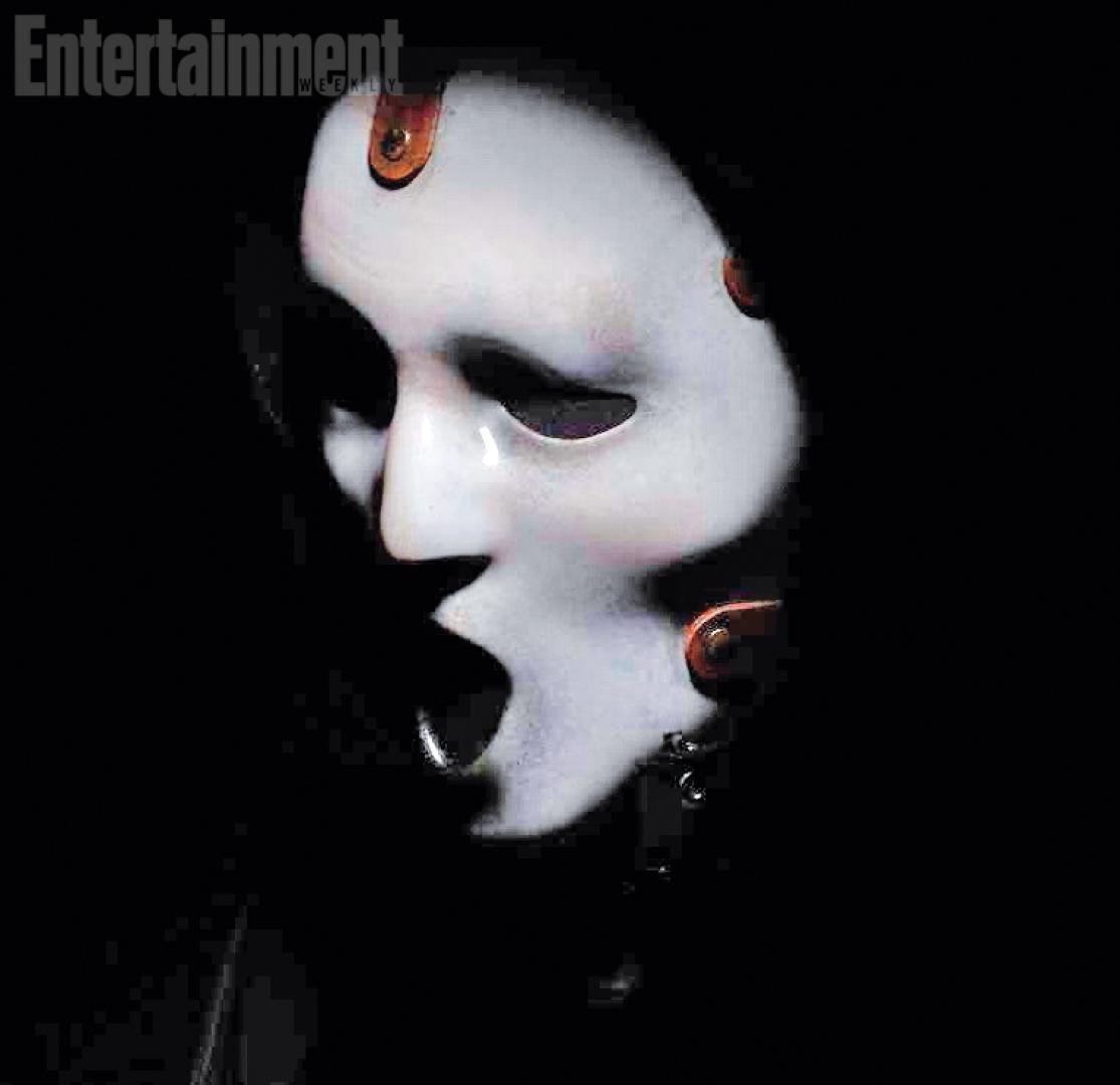 Ilyen lesz a Ghostface-maszk a Sikoly sorozatban