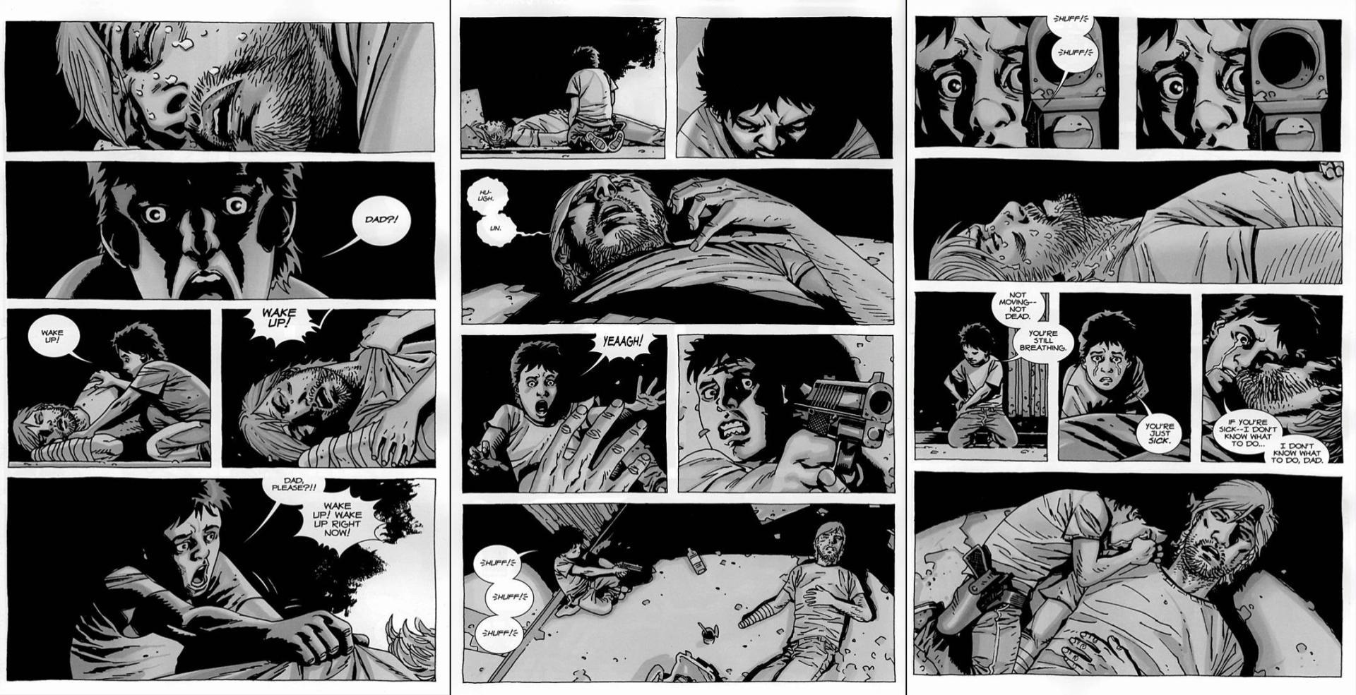 The Walking Dead 9. kötet 2. kép