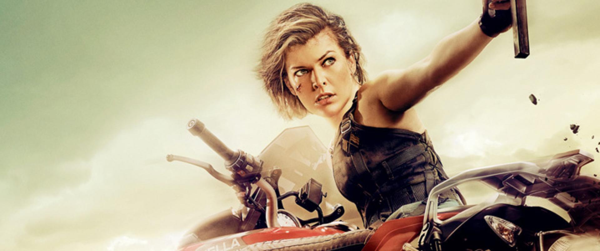 Resident Evil: The Final Chapter - A Kaptár: Utolsó fejezet (2016)
