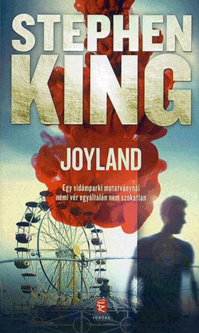 Stephen King: Joyland (2013) 1. kép