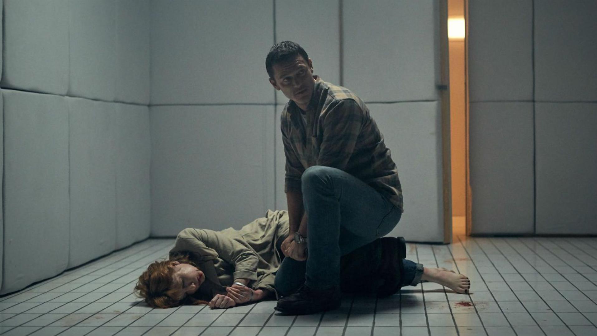 Trailer Luke Evans új thrilleréhez