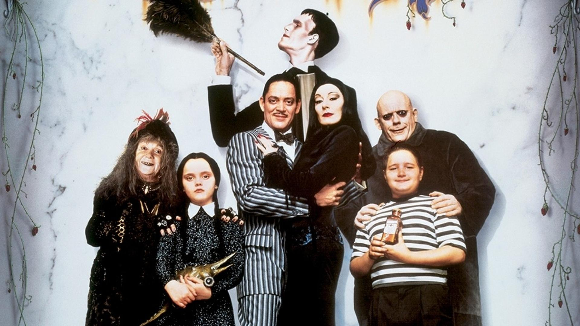 The Addams Family 1-2. (1991, 1993)