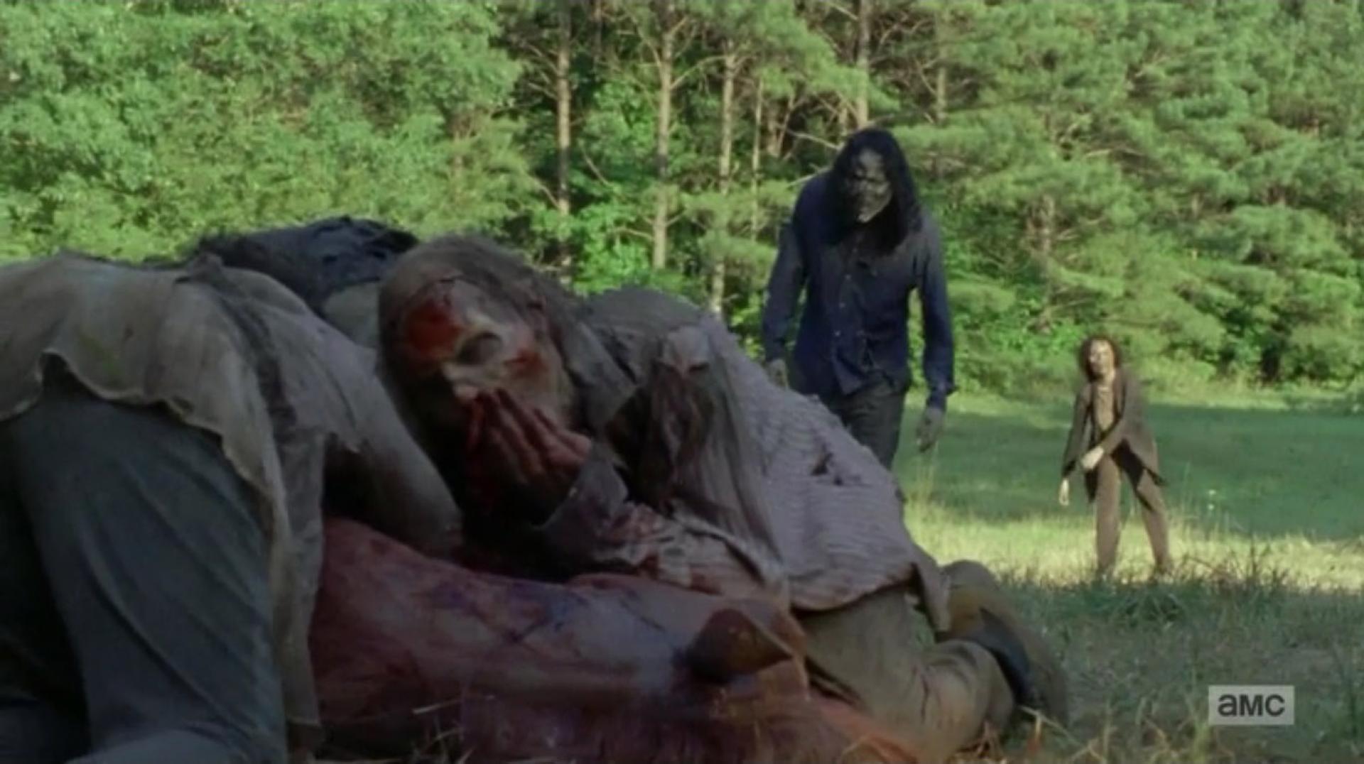 The Walking Dead 7x02 8. kép