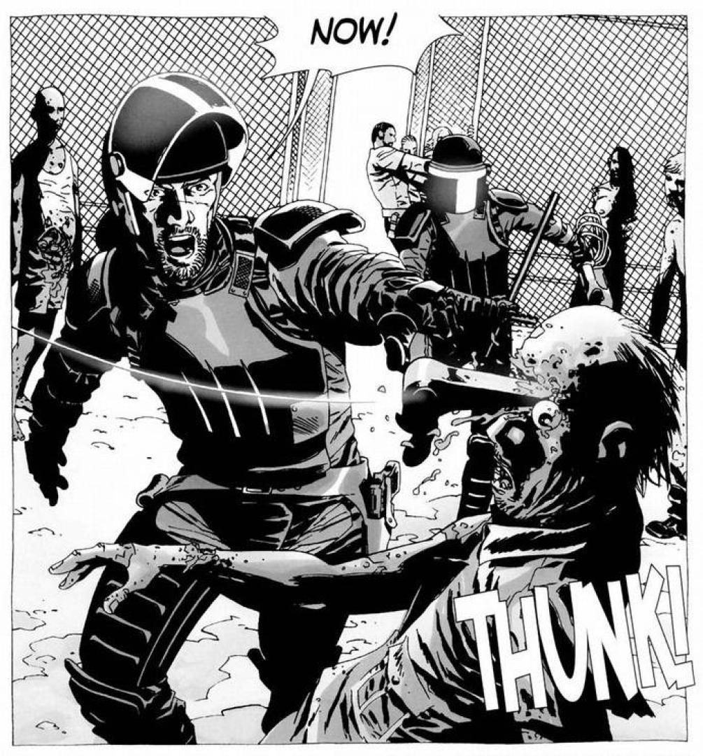 The Walking Dead 5. kötet 2. kép