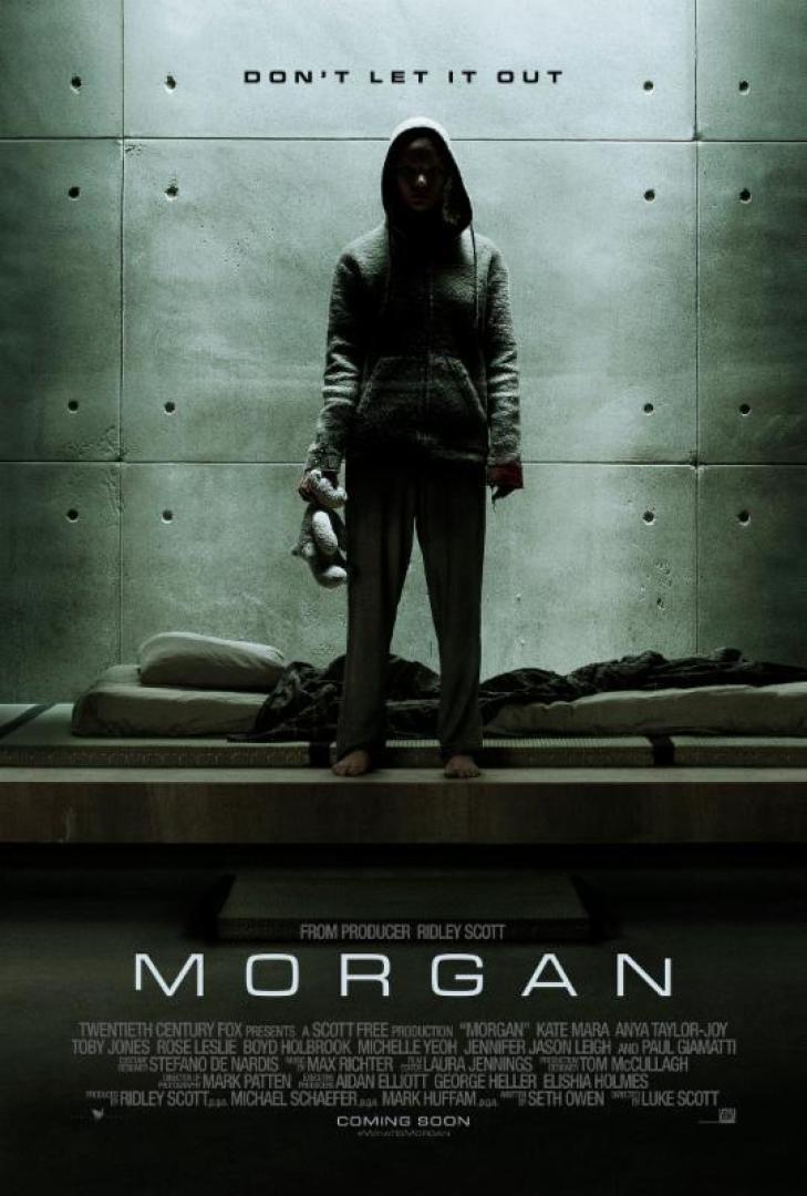 Morgan (2016) 1. kép