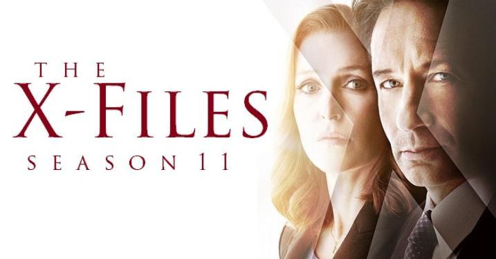 The X-Files / X-Akták 11x01 - Sorozatok