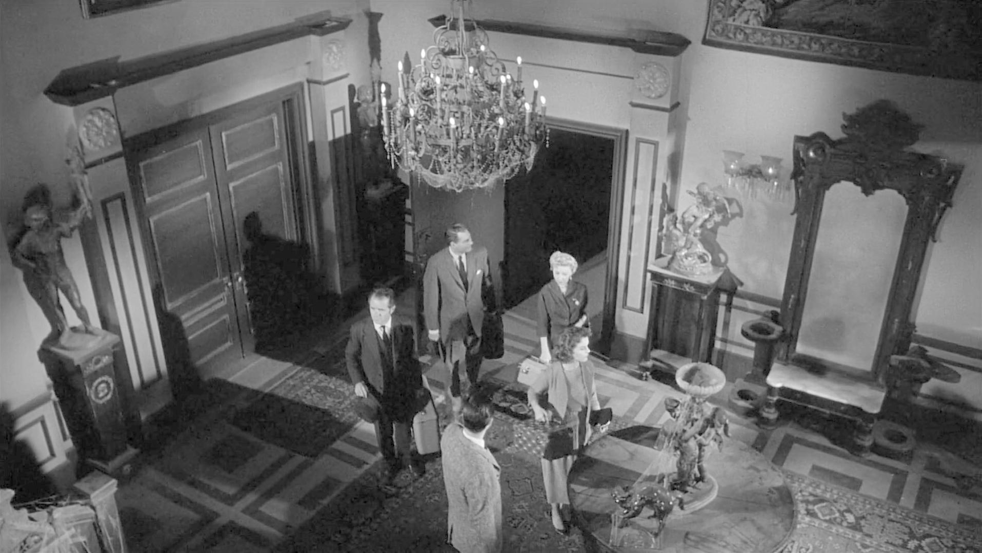 House on Haunted Hill 1959 1. kép
