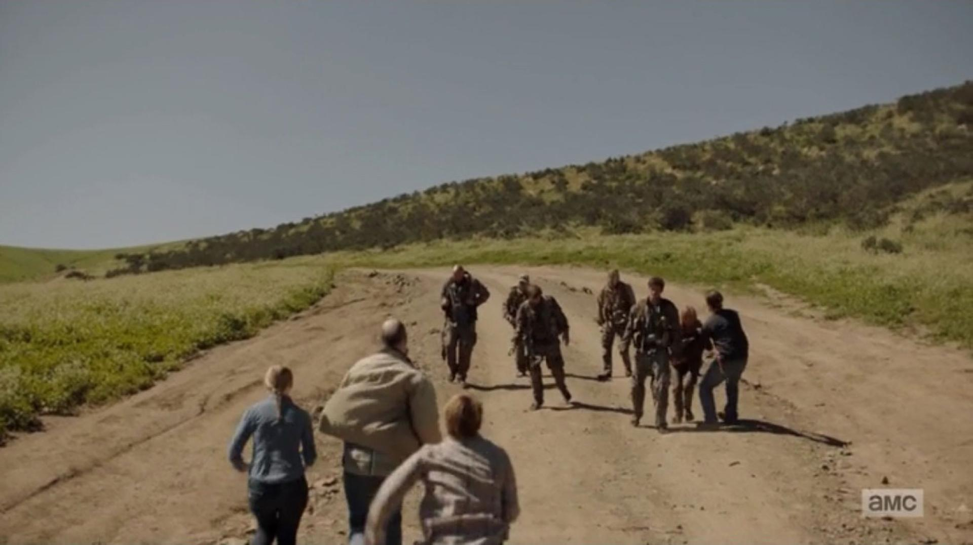 Fear The Walking Dead 3x06 01. kép