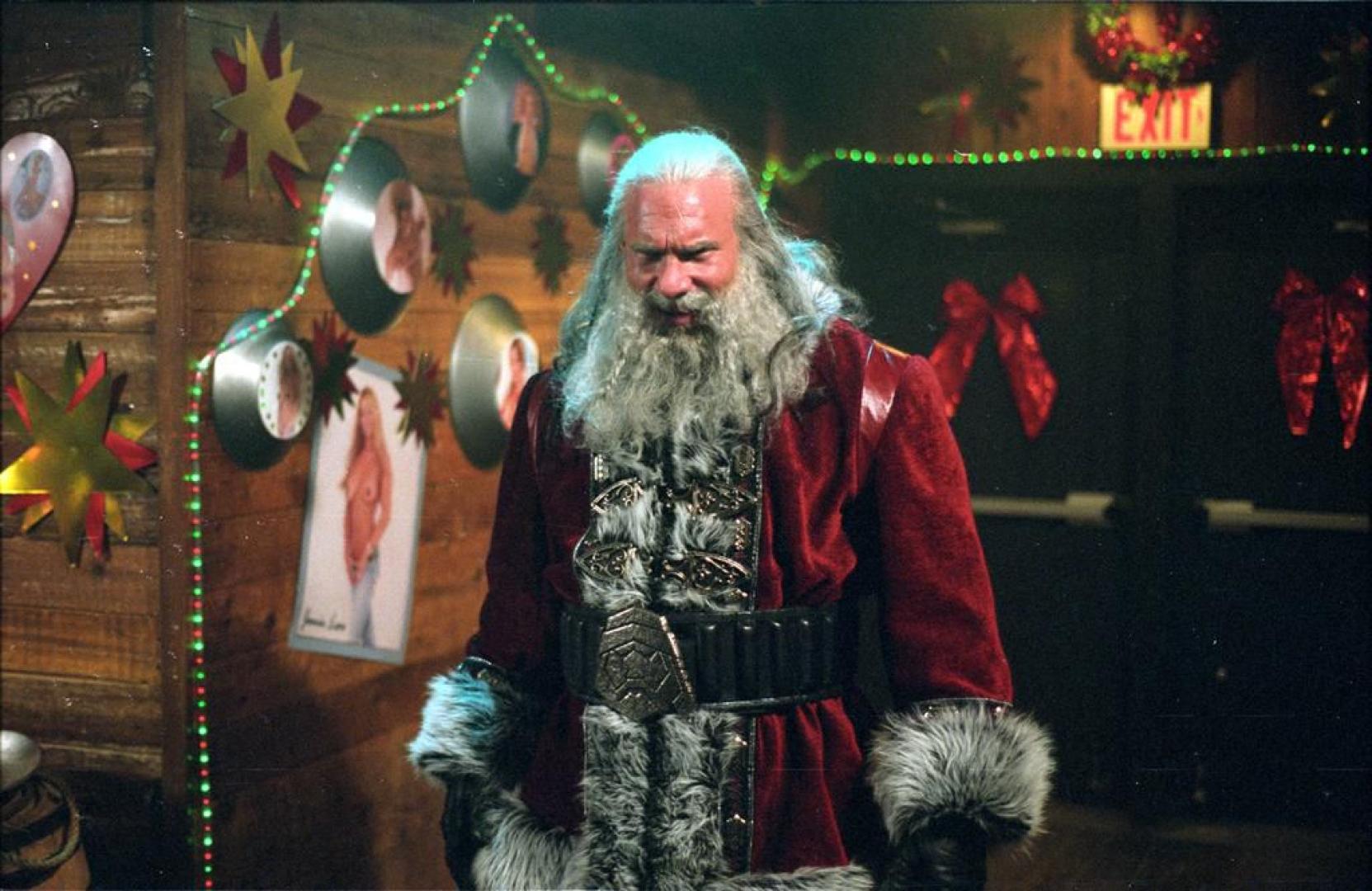 Santa's Slay - Véres karácsony / Mennyből az ördög (2005)