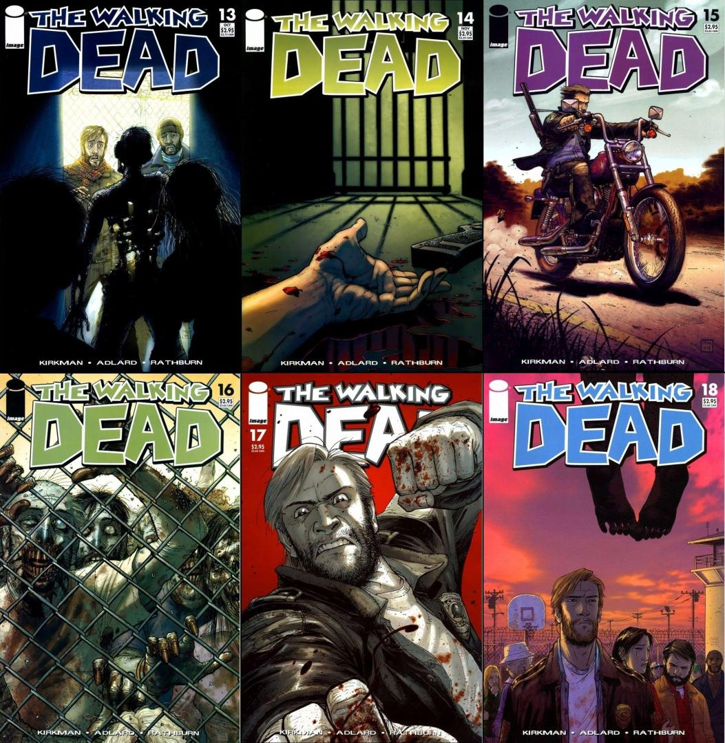 The Walking Dead 3. kötet 14. kép