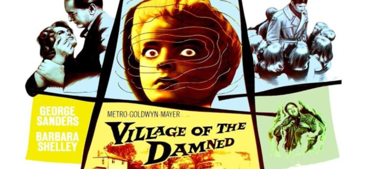 Village of the Damned - Elátkozottak faluja (1960) - CreepyClassics