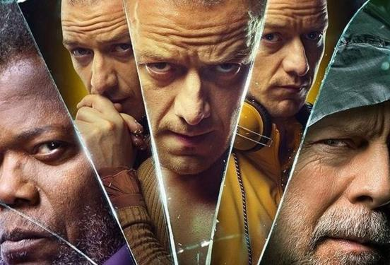 Glass - Üveg (2019) - Thriller