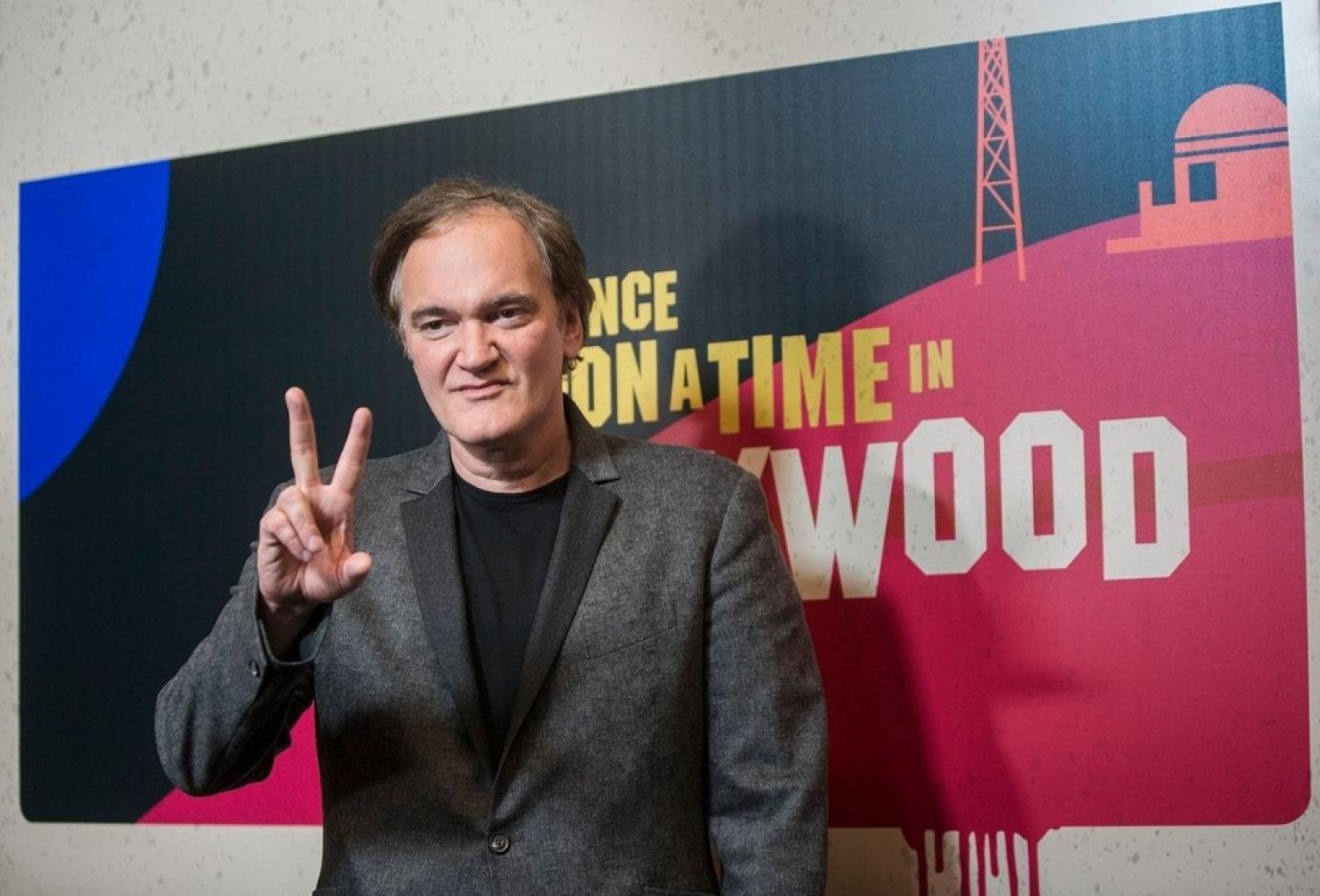Új bemutató dátumot kapott Tarantino filmje