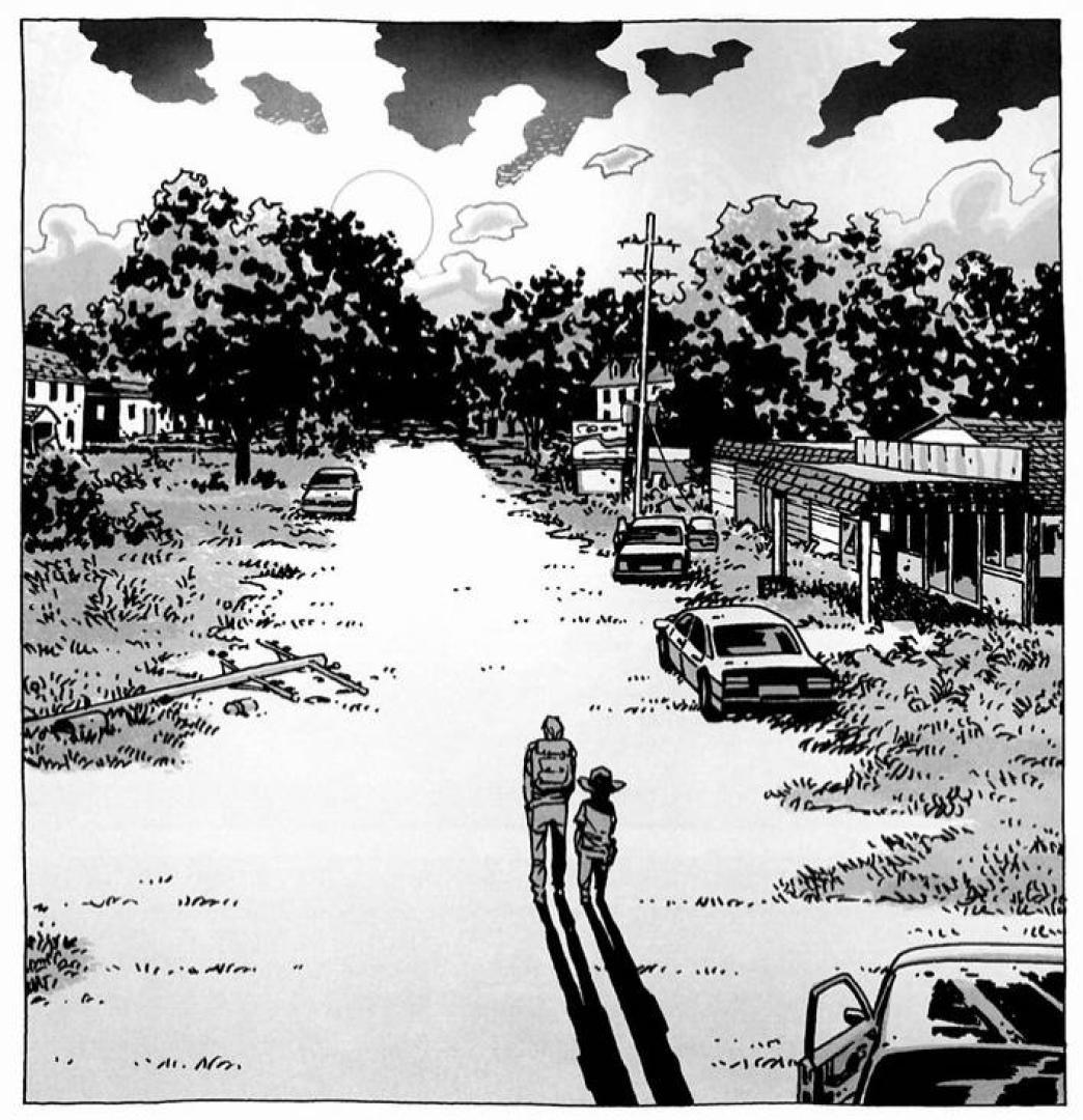The Walking Dead 9. kötet 1. kép