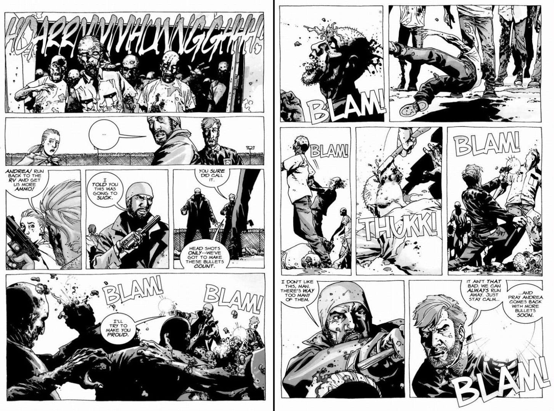 The Walking Dead 3. kötet 1. kép