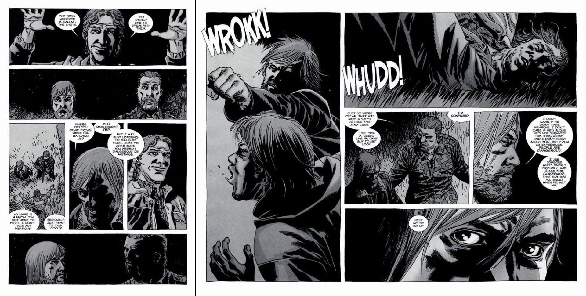The Walking Dead képregény 12. kötet 03. kép