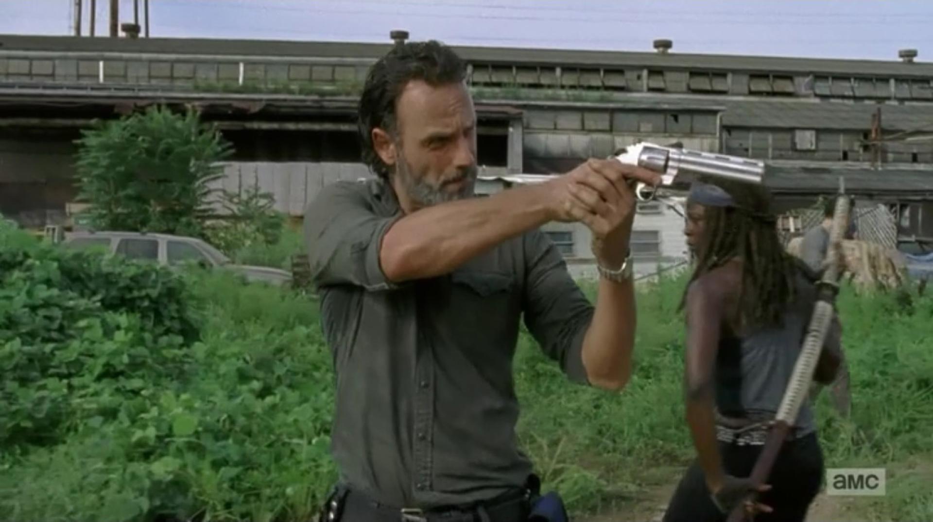 The Walking Dead 7x09 5. kép