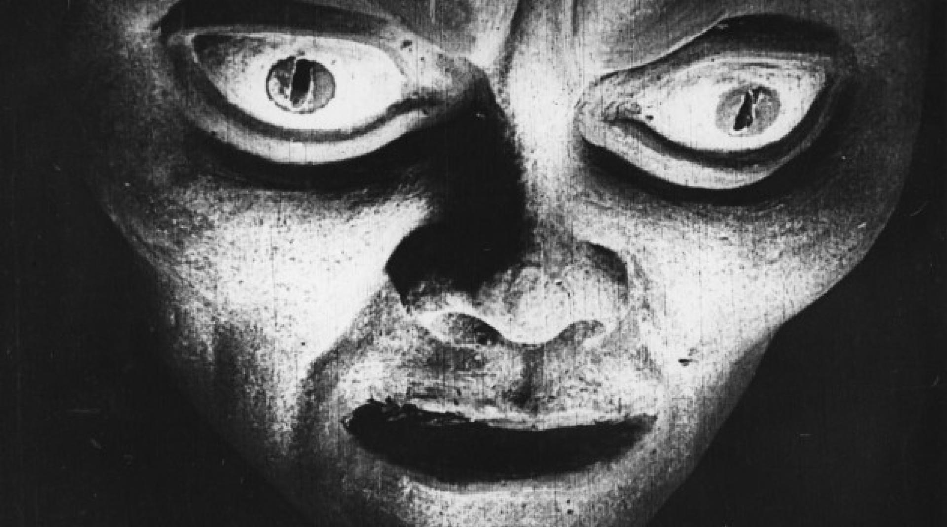 Der Golem, wie er in die Welt kam - A gólem (1920)