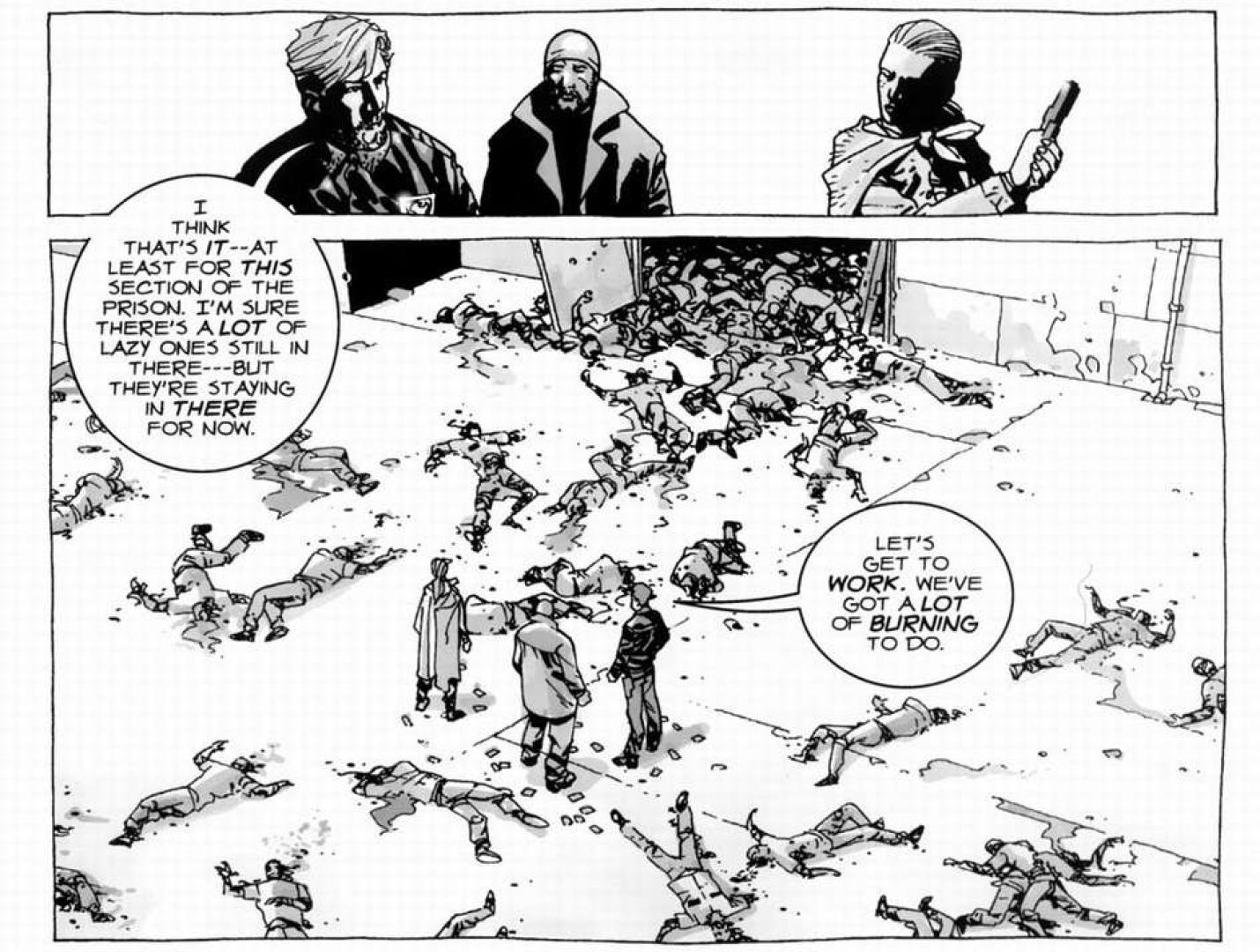 The Walking Dead 3. kötet 2. kép