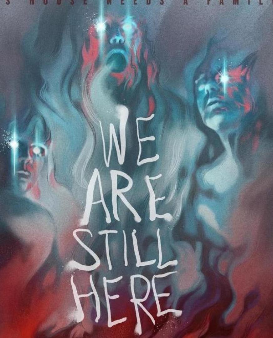 We Are Still Here-poszter