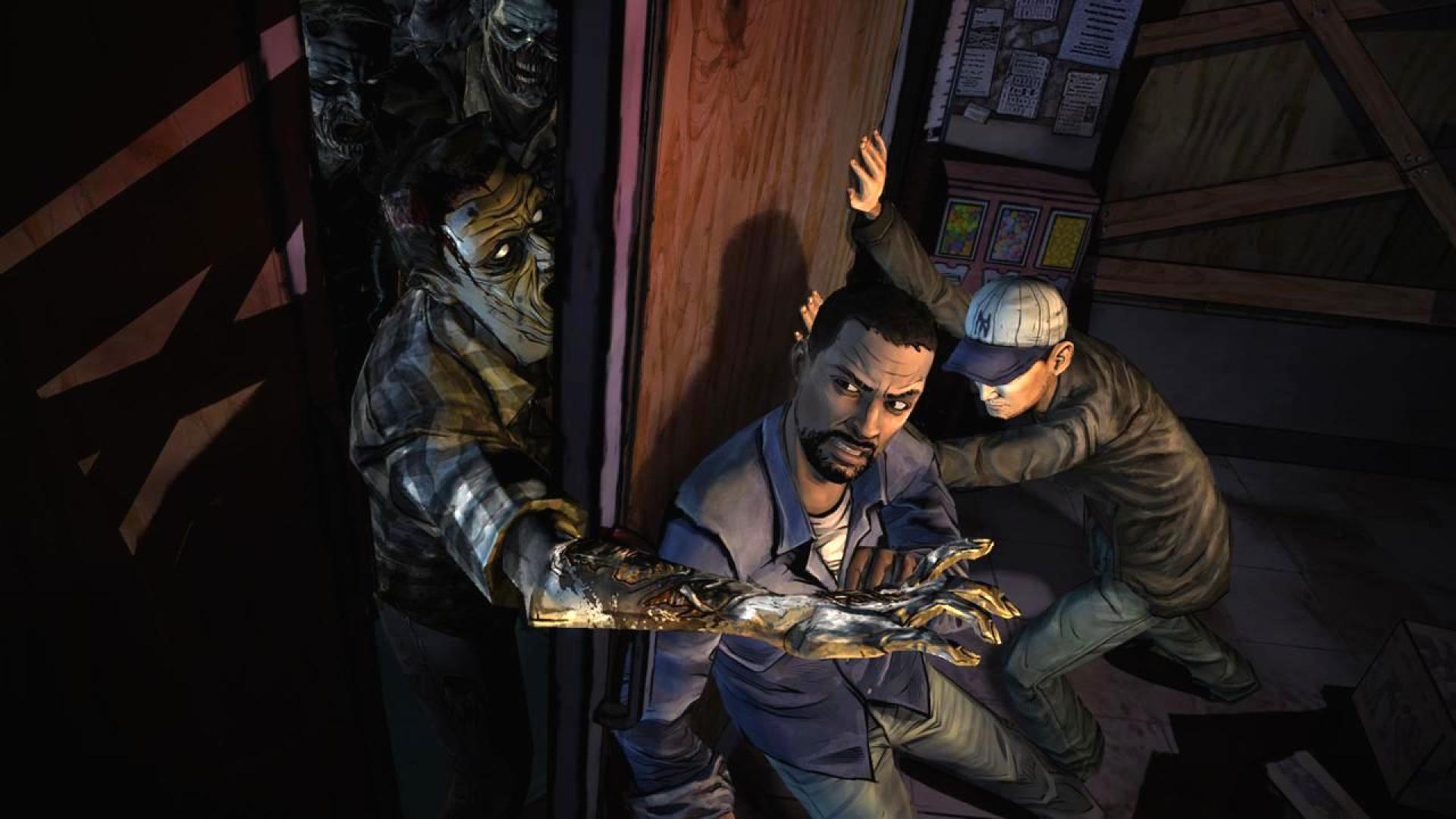 The Walking Dead-játék (2012)