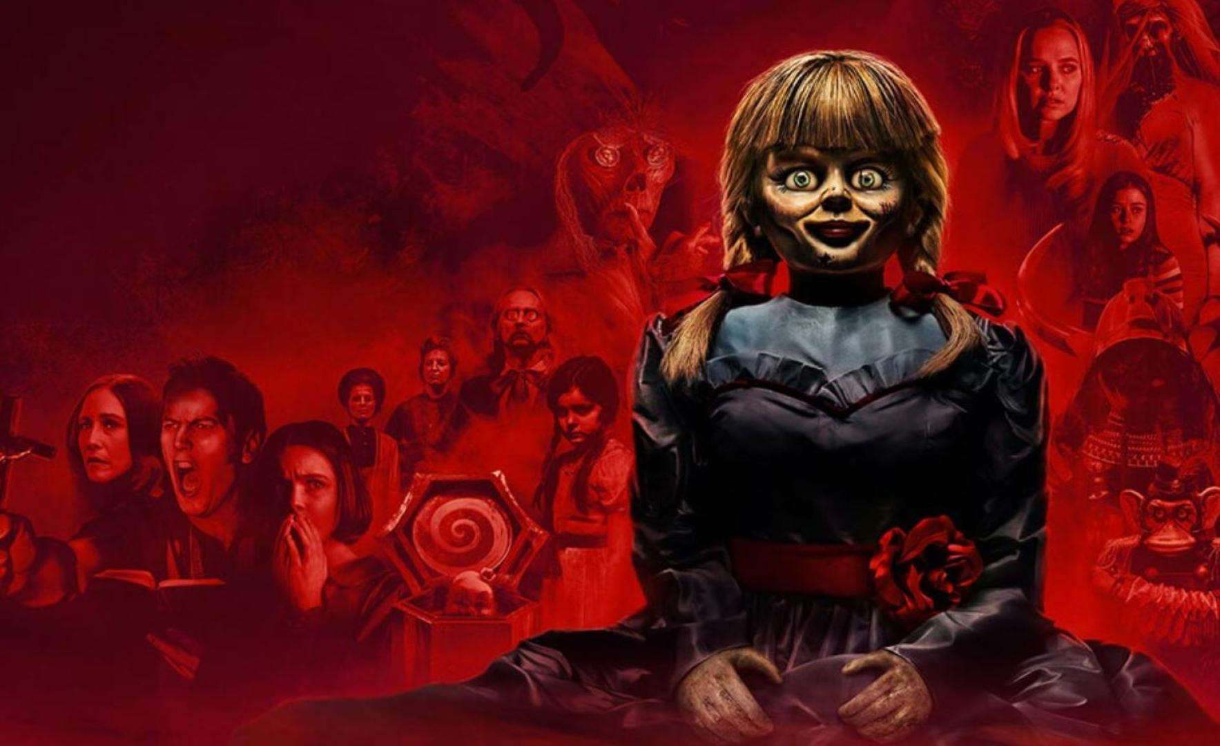 Annabelle Comes Home / Annabelle 3 (2019)