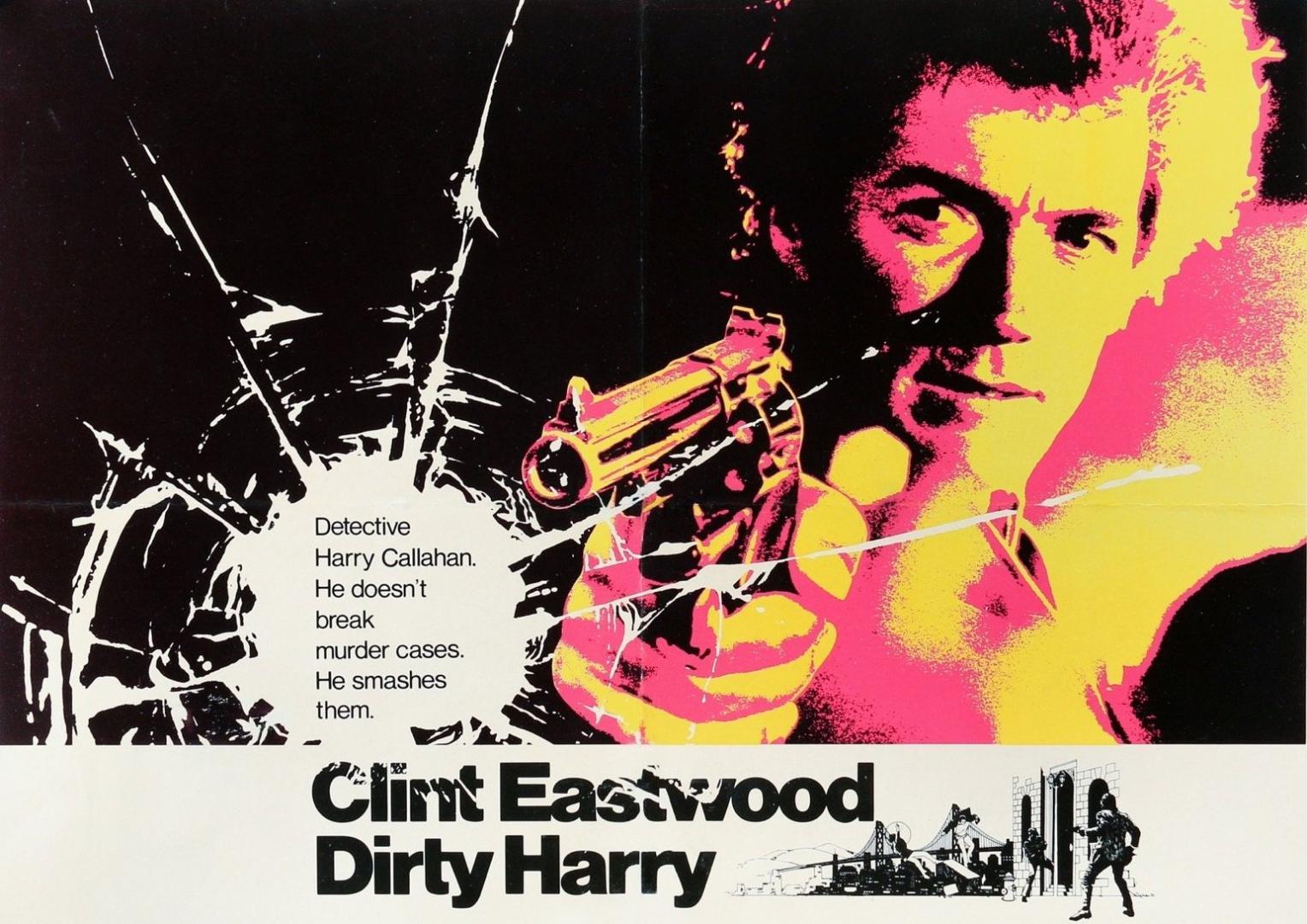 Dirty Harry - Piszkos Harry (1971)