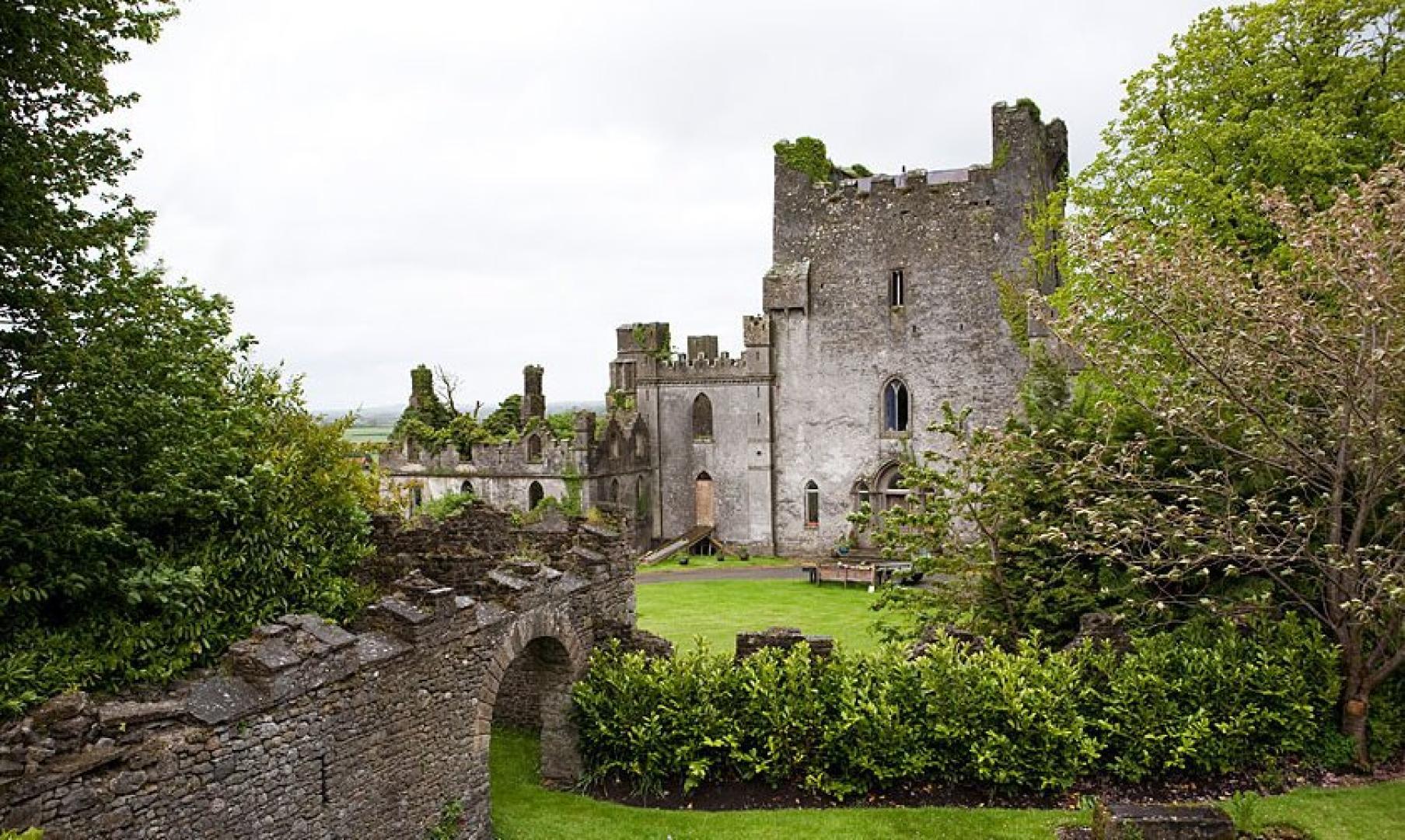 Leap Castle 1. kép