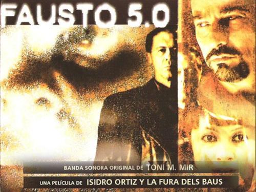 Spanyol extrém XXII. - Faust 5.0 (2001) - Thriller