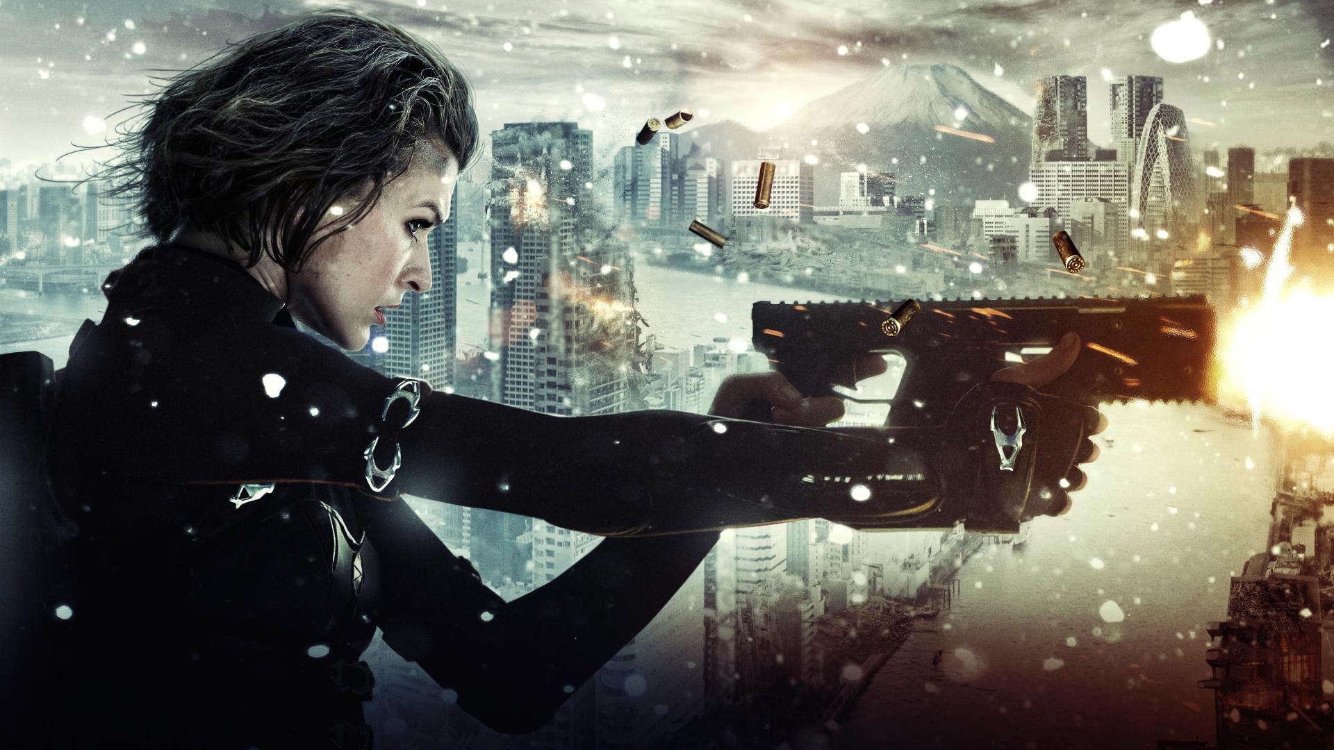Resident Evil: Retribution - A Kaptár: Megtorlás (2012)