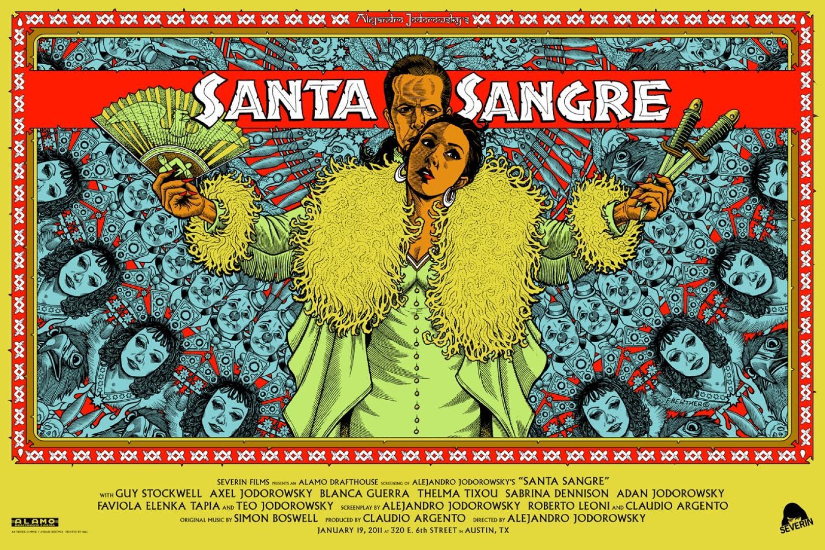 Santa Sangre – Szent vér (1989)