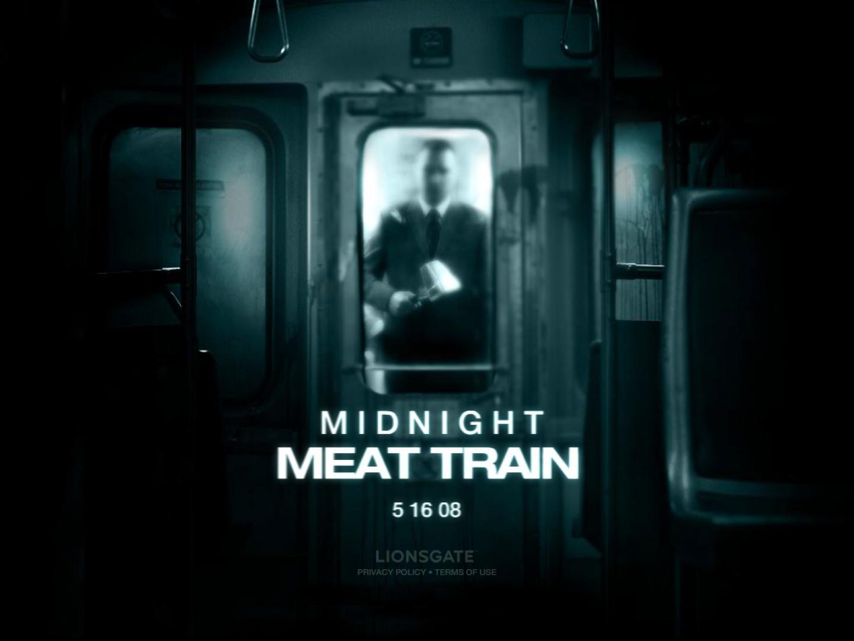 The Midnight Meat Train - Éjféli etetés (2008)