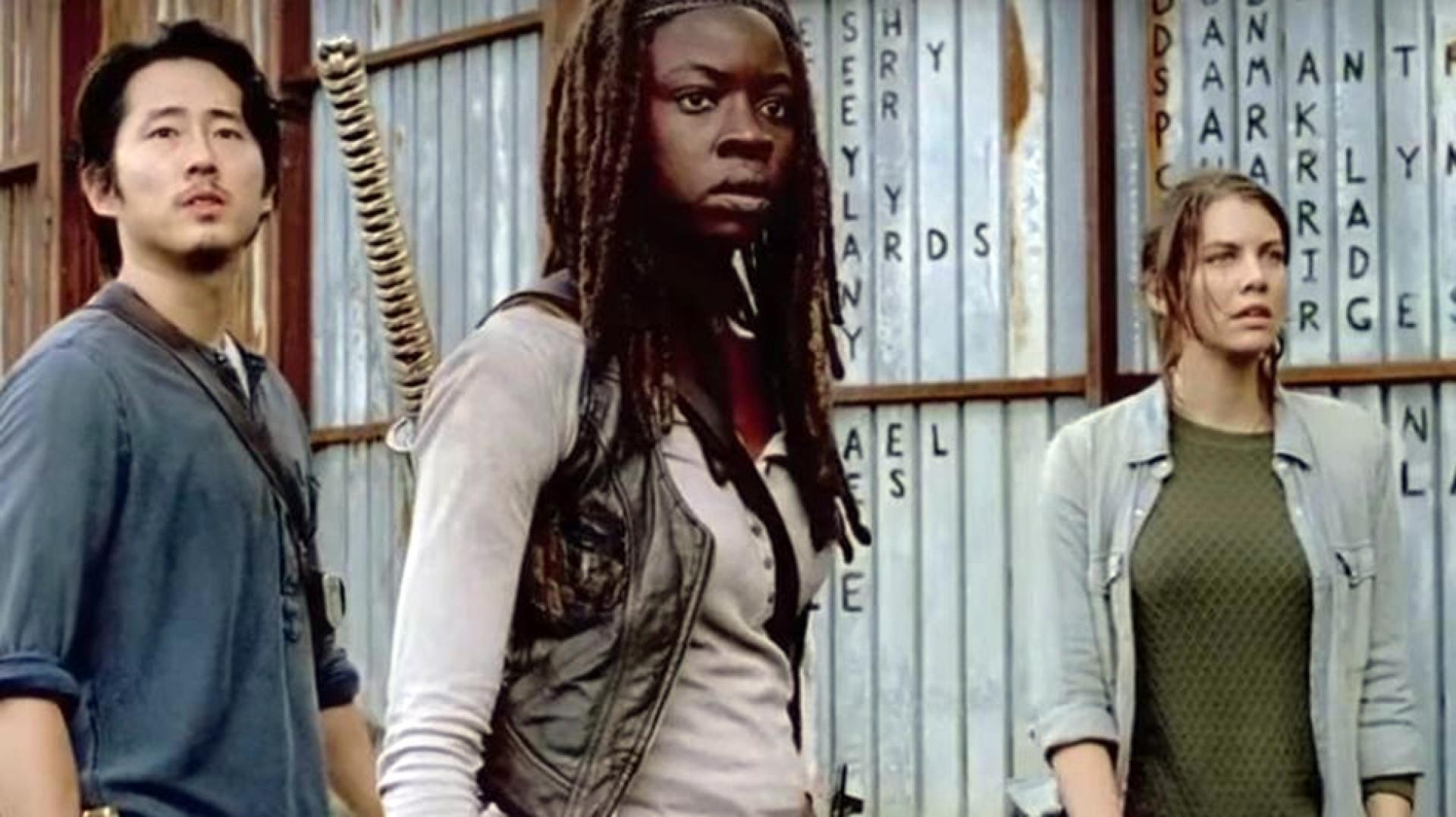 The Walking Dead 6x15 2. kép