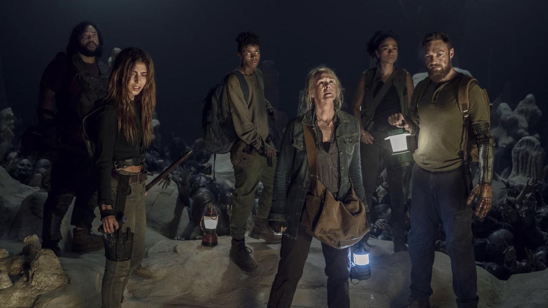 The Walking Dead 10x9