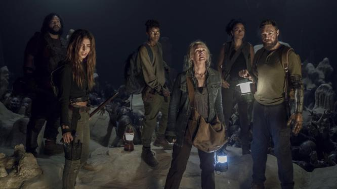 The Walking Dead 10x9 - Sorozatok
